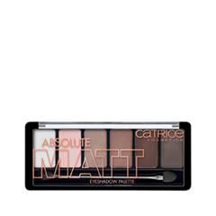 ���� ��� ��� Catrice Absolute Matt Eyeshadow Palette (���� 010 Eyes Wide Matt)