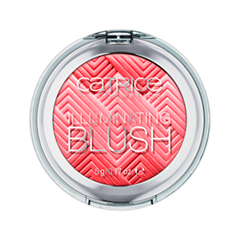 Румяна Catrice Illuminating Blush (Цвет 020 Coral Me Maybe variant_hex_name F46C7A)