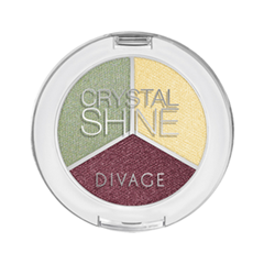 Тени для век Divage Crystal Shine 05 (Цвет 05)