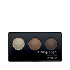 ���� ��� ��� Divage Smoky Eyes 02 (���� 9602)