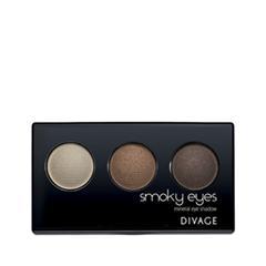 ���� ��� ��� Divage Smoky Eyes 02 (���� 9602)