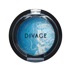 Тени для век Divage Запеченные тени Colour Sphere 16 (Цвет 16 variant_hex_name 459EBE)