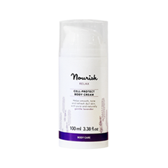 ���� ��� ���� Nourish Cell-Protect Body Cream (����� 100 ��)
