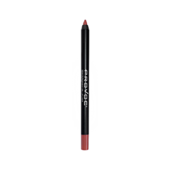 Карандаш для губ Provoc Semi-Permanent Gel Lip Liner 18 (Цвет 18 Irresistable variant_hex_name B8625F) карандаш для глаз provoc semi permanent gel eye liner 80 цвет 80 practically magic variant hex name 4d4434