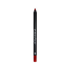 Карандаш для губ Provoc Semi-Permanent Gel Lip Liner 49 (Цвет 49 Sexy Scarlet variant_hex_name 752824) карандаш для глаз provoc semi permanent gel eye liner 80 цвет 80 practically magic variant hex name 4d4434