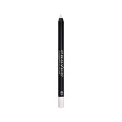 Карандаш для глаз Provoc Semi-Permanent Gel Eye Liner 61 (Цвет 61 White Hot variant_hex_name FBF0EB)