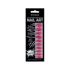 Дизайн ногтей Divage Sticker Nail Care 11 (Цвет 11 variant_hex_name BB177A)
