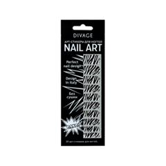 Дизайн ногтей Divage Sticker Nail Care 13 (Цвет 13 variant_hex_name 000000)