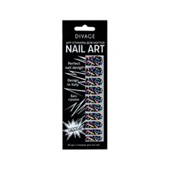 ������ ������ Divage Sticker Nail Care 16 (���� 16)