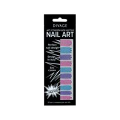 Дизайн ногтей Divage Sticker Nail Care 17 (Цвет 17 variant_hex_name C1AFBD)