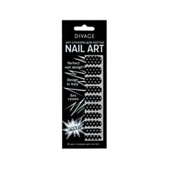 Дизайн ногтей Divage Sticker Nail Care 23 (Цвет 23 variant_hex_name 000000)