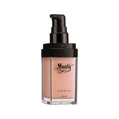 Праймер Manly PRO Сияющая гелевая база под макияж (Цвет Персиковый variant_hex_name E3A590)