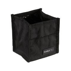 Мелочи для макияжа Manly PRO Складной стакан-кубик из ткани