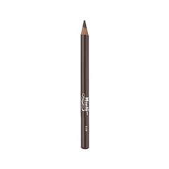 Карандаш для бровей Manly PRO Высокопигментированный карандаш для бровей 04 (Цвет КРB04 variant_hex_name 4A3935)