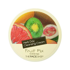 Крем The Face Shop  Herb Day 365 Cleansing Cream Fruit Mix (Объем 150 мл)