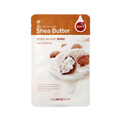 �������� ����� The Face Shop Real Nature Mask Sheet Shea Butter