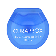 ������ ���� Curaprox Waxed Dental Floss