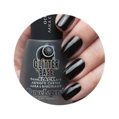 Базы Dance Legend Glitter Base Black (Цвет Black)