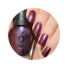 Лак для ногтей nailLOOK Glam Night 31363 (Цвет 31363 In The Club variant_hex_name 6F183A)