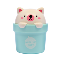 Крем для рук The Face Shop Lovely Me:ex Mini Pet Perfume Hand Cream 01 (Цвет 01 Baby Powder variant_hex_name B8EDF2)