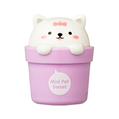 Крем для рук The Face Shop Lovely Me:ex Mini Pet Perfume Hand Cream 04 (Цвет 04 Fruity Floral variant_hex_name F0C3E2)