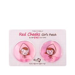 Специальный уход Tony Moly Патчи для щек Red Cheeks Girls Patch