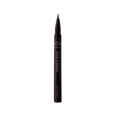 Брови Tony Moly Подводка для бровей 7Days Tatoo Eyebrow 02 (Цвет 02 Dark Brown variant_hex_name 513E2C)