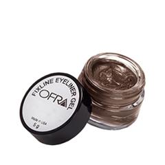 �������� Ofra Fixline Eyeliner Gel - Brown (���� Brown)