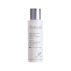 Снятие макияжа Thalgo Make Up Remover Eye and Lips (Объем 125 мл)