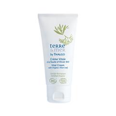 Крем Thalgo Vital Cream with Organic Olive Leaf. Terre  Mer (Объем 50 мл)