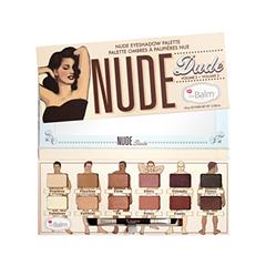 Тени для век theBalm Палетка теней Nude Dude