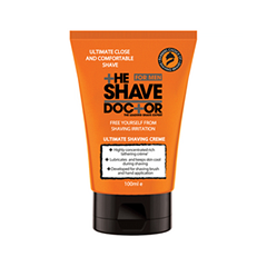 ��� ������ The ShaveDoctor ���� ��� ������ Shave Cream (����� 100 ��)