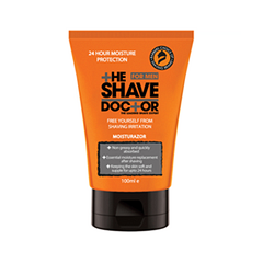 После бритья The ShaveDoctor Увлажняющий крем Moisturazor (Объем 100 мл)