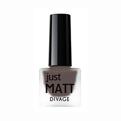 Лаки для ногтей с эффектами Divage Just Matt 5605 (Цвет 5605 variant_hex_name 3B1B1C)