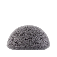 Спонж конняку The Konjac Sponge Company Спонж конняку для лица с бамбуковым углем