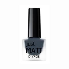 Лаки для ногтей с эффектами Divage Just Matt 5601 (Цвет 5601 variant_hex_name 122545)