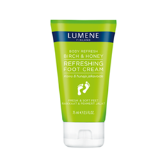 ���� ��� ��� Lumene Birch & Honey Foot Cream (����� 75 ��)