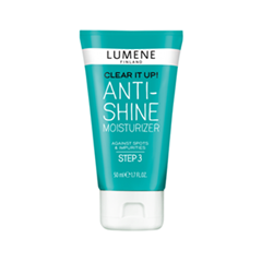 Крем Lumene Anti-Shine Moisturizer. Clear It Up! (Объем 50 мл)
