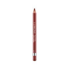 Карандаш для губ Lumene Wild Rose 15 (Цвет 15 Red Memory variant_hex_name A33A2C)