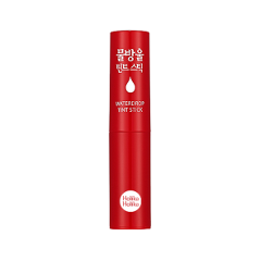 Тинт для губ Holika Holika Waterdrop Tint Stick 01 (Цвет 01 Waterdrop Cherry variant_hex_name 8C1E1F)