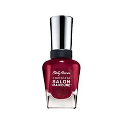 цена на Лак для ногтей Sally Hansen Complete Salon Manicure™ 610 (Цвет 610 Red Zin variant_hex_name 790729)