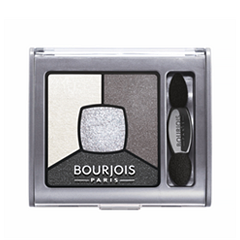 Тени для век Bourjois Smoky Stories 01 (Цвет 01 Grey  Night variant_hex_name EBEEF3)