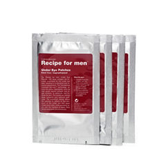 ����� Recipe For Men ����� ��� ���� Under Eye Patches