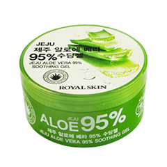 ���� Royal Skin Jeju Aloe Vera 95% Soothing Gel (����� 300 ��)