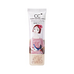 CC ���� Shara Shara Color Control Cream SPF50+ PA+++ Natural Beige (���� Natural Beige)