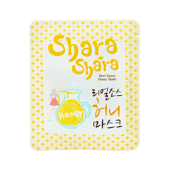 �������� ����� Shara Shara Real Saurce Honey Mask (����� 20 �)