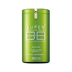 BB ���� Skin79 Super Plus Beblesh Balm Triple Functions (Green) SPF30 (����� 40 �)