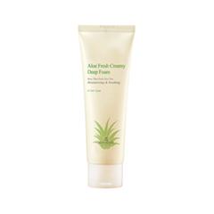 ����� The Skin House Aloe Fresh Creamy Deep Foam (����� 120 ��)