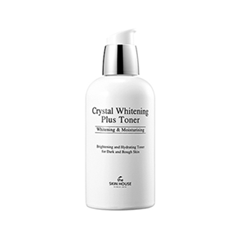 Crystal Whitening Plus Toner (Объем 130 мл)