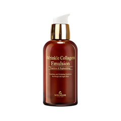 Антивозрастной уход The Skin House Эмульсия Wrinkle Collagen Emulsion (Объем 130 мл)